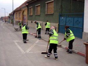 Salubrizare stradală
